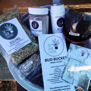 Bud Bucket Contents